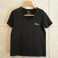 【BUFFONE】No.12 Black T-Shirt