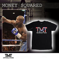 【THE MONEY TEAM】 MONEY SQUARED  T-Shirt