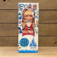 it's a small world Switzerland Girl Doll/イッツアスモールワールド スイスの女の子 ドール/200811-6