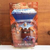 MOTU Ram Man Figure/マスターズオブザユニバース ラムマン フィギュア/180111-4