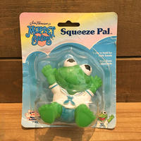 THE MUPPETS Baby Kermit Squeeze Pal/マペッツ ベイビーカーミット スクイーズパル/190517-8