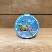 THE MUPPETS Kermit the Frog Mini Tin/マペッツ カーミット ミニ缶/200719-6