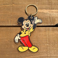 Disney Mickey Mouse Key Chain/ディズニー ミッキー・マウス キーホルダー/190606-1