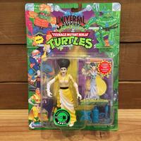 TURTLES Bride of Frankenstein April Figure/タートルズ フランケンシュタインの花嫁・エイプリル フィギュア/190220-3