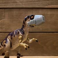 "JP THE LOST WORLD Tyrannosaurus Rex ""Junior"" Figure/ジュラシックパーク ティラノサウルス""ジュニア"" フィギュア/210101-4"