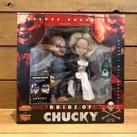 CHILD'S PLAY Chucky&Tiffany Figure/チャイルドプレイ チャッキー&ティファニー フィギュア/200115-1