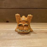 GARFIELD Ceramic Figurine/ガーフィールド 陶器の置き物/201220-9