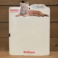 9-Lives Morris Message Board/9ライブズ モリス メッセージボード/210724-4