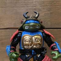TURTLES Leo, the Sewer Samurai Figure/タートルズ セワーサムライ・レオナルド フィギュア/210821-9