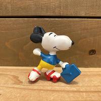 PEANUTS Snoopy PVC Figure/ピーナッツ スヌーピー PVCフィギュア/200309-7