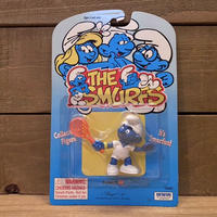 THE SMURFS Smurf PVC Figure/スマーフ PVCフィギュア/210124-2