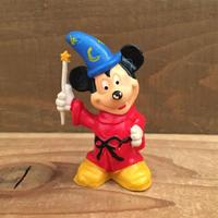 Disney Mickey Mouse PVC Figure/ディズニー ミッキー・マウス PVCフィギュア/190208-5