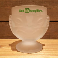 Disney Polynesian Village Tiki Glass/ディズニー ポリネシアンヴィレッジ ティキ グラス/180429-4