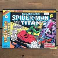 SPIDER-MAN Super Spider-man and the Titans Comics 1977.Feb.208/スパイダーマン コミック 1977年2月208号/190425-6