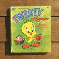 LOONEY TUNES Tweety Picture Book/ルーニー・テューンズ トゥイーティー 絵本/181210-6