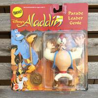 Aladdin Parade Leader Genie Figure/アラジン パレードリーダー・ジーニー フィギュア/180419-9