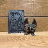 Yu-Gi-Oh! Black Skull Dragon Mini Figure/遊戯王 ブラック・デーモンズ・ドラゴン ミニフィギュア/200720-7