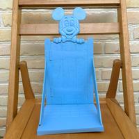 Disney Mickey Mouse Plasic Book Stand/ディズニー ミッキー・マウス ブックスタンド/17102-6