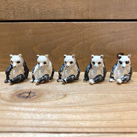 プラスチックのパンダ (バラ売り)/200501-23