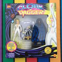 MARVEL Cloak&Dagger/マーベル クローク&ダガー フィギュア/160726-3