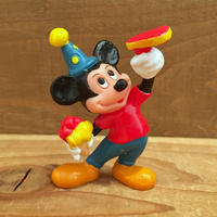 Disney Mickey Mouse PVC Figure/ディズニー ミッキー・マウス PVCフィギュア/190208-7