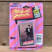MICHAEL JACKSON Card Complete Set/マイケル・ジャクソン カード コンプリートセット/210727−8