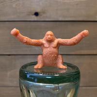 Gorilla Plastic Figure/ゴリラ プラスチックフィギュア/210727−11