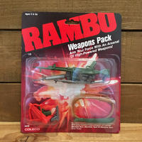 RAMBO Weapons Pack Accessories/ランボー ウェポンパック アクセサリー/190826-6