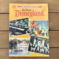 Disney Disneyland Coloring Book/ディズニー ディズニーランド カラーリングブック/191119-7