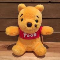 Winnie-the-Pooh Pooh Plush Doll/くまのプーさん プー ぬいぐるみ/181209-3