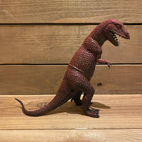 DINOSAUR Tyrannosaurus Rubber Toy/恐竜 ティラノサウルス ラバートイ/191121-10