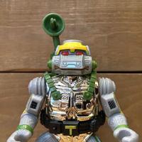 TURTLES Metal Head Figure/タートルズ メタルヘッド フィギュア/210821-1