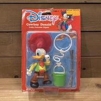 Disney Cowboy Donald Figure/ディズニー カウボーイ・ドナルド フィギュア/210121−14