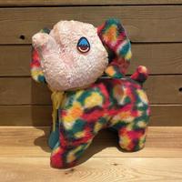 Elephant Plush Doll/ゾウ ぬいぐるみ/200110-5