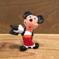 Disney Mickey Mouse PVC Figure/ディズニー ミッキー・マウス PVCフィギュア/190208-4
