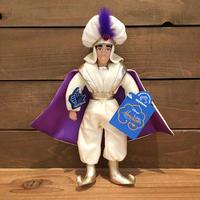 Aladdin Prince Ali Ababwa Plush Doll Set/アラジン プリンス・アリ・アバブワ ぬいぐるみドールセット/190719-10