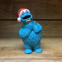 SESAME STREET Cookie Monster PVC Figure/セサミストリート クッキーモンスター PVCフィギュア/181220-3