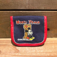Disney Mickey Mouse Coin Purse/ディズニー ミッキー・マウス コインパース/200116-6
