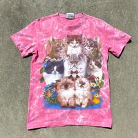 Cat T Shirts/猫 Tシャツ/200320-1