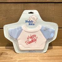 Teddy Tees [Happy Bearthday]/テディ・ティーズ ハッピーベアースデイ/191118-1