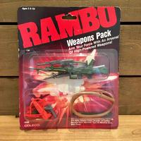 RAMBO Weapons Pack/ランボー ウェポンパック/190609-8