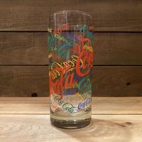 Coca-Cola   Drink Glass/コカ・コーラ グラス(ペイントロス有り)/210605-1