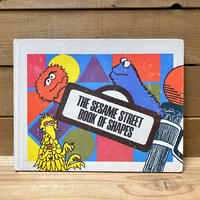SESAME STREET Book of Shapes/セサミストリート カタチの本/200605-5