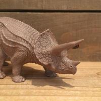 DINOSAURS Triceratops Figure/恐竜 トリケラトプス フィギュア/190601-4