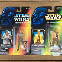 STAR WARS Luke Skywalker Figure etc/スターウォーズ ルーク・スカイウォーカーなど フィギュア/170516-15