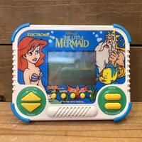 THE LITTLE MERMAID LCD Game/リトルマーメイド LCDゲーム/210422-6