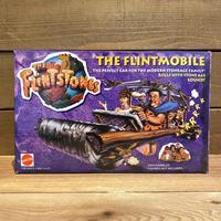 THE FLINTSTONES Flintmobile Figure/原始家族フリントストーン フリントモービル フィギュア/200413-1