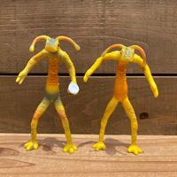 MIB Neeble & Gleeble Bendable Figure/メンインブラック ニーブル & グリーブル ベンダブルフィギュア/191112-2