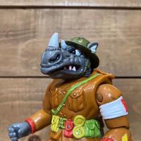 TURTLES Dimwit Doughboy Rocksteady Figure/タートルズ ディムウィットダウボーイ・ロックステディ フィギュア/210510−16