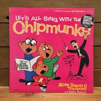 Alvin and the Chipmunks Record/アルビンとチップマンクス レコード/190822-8